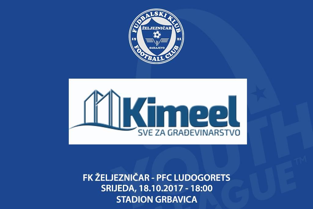 Kompanija Kimeel d.o.o.Sarajevo finansijski je podržala Omladinsku školu FK Željezničar